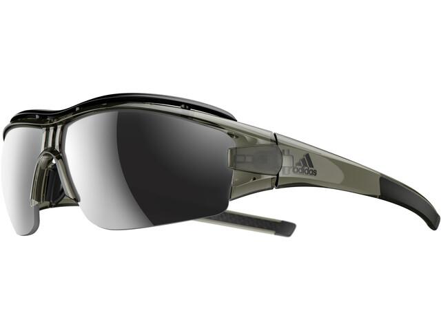 adidas Evil Eye Halfrim Pro Bril L, cargo shiny chrome